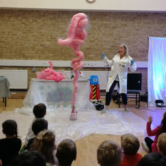 Elephants toothpaste