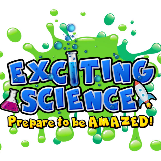 Exciting Science logo